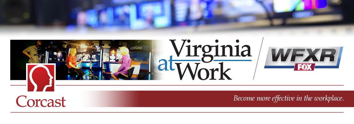 Virginia @ Work
