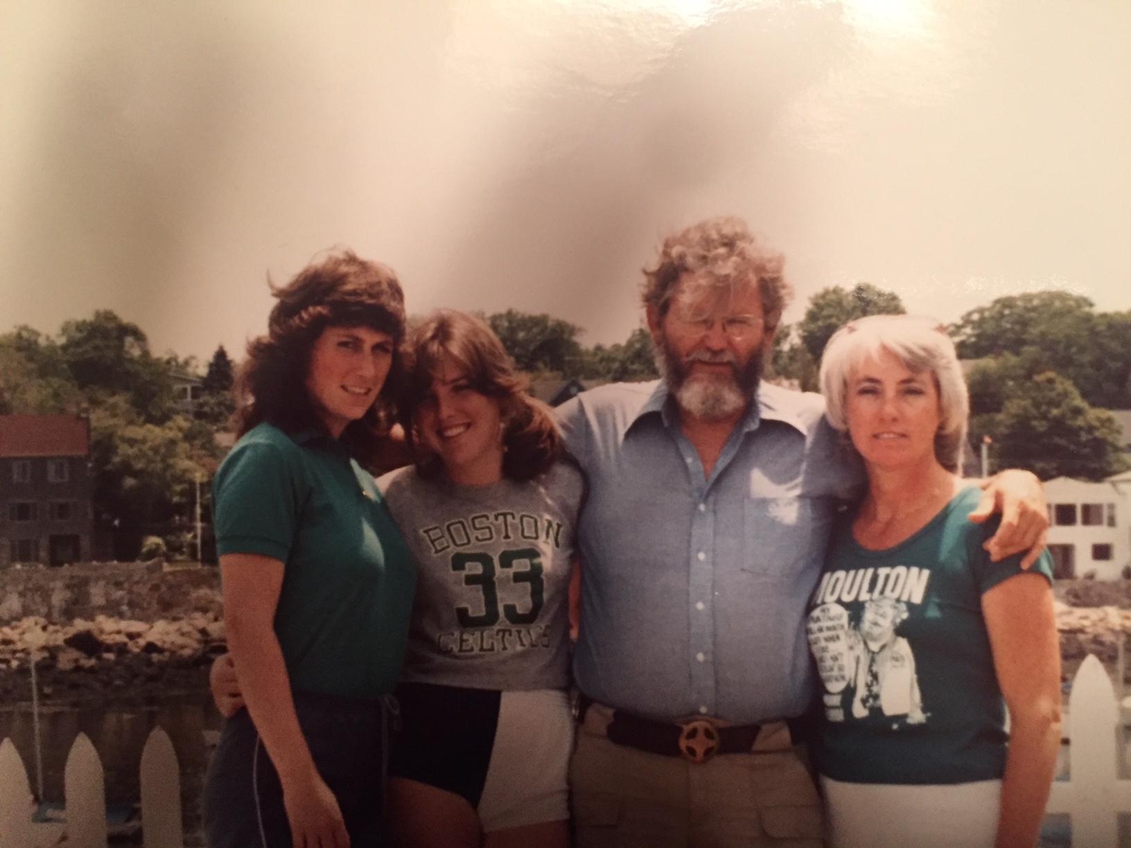 Lynda McNutt Foster; Gwen McBride, Ned Moulton, Nancy Moulton