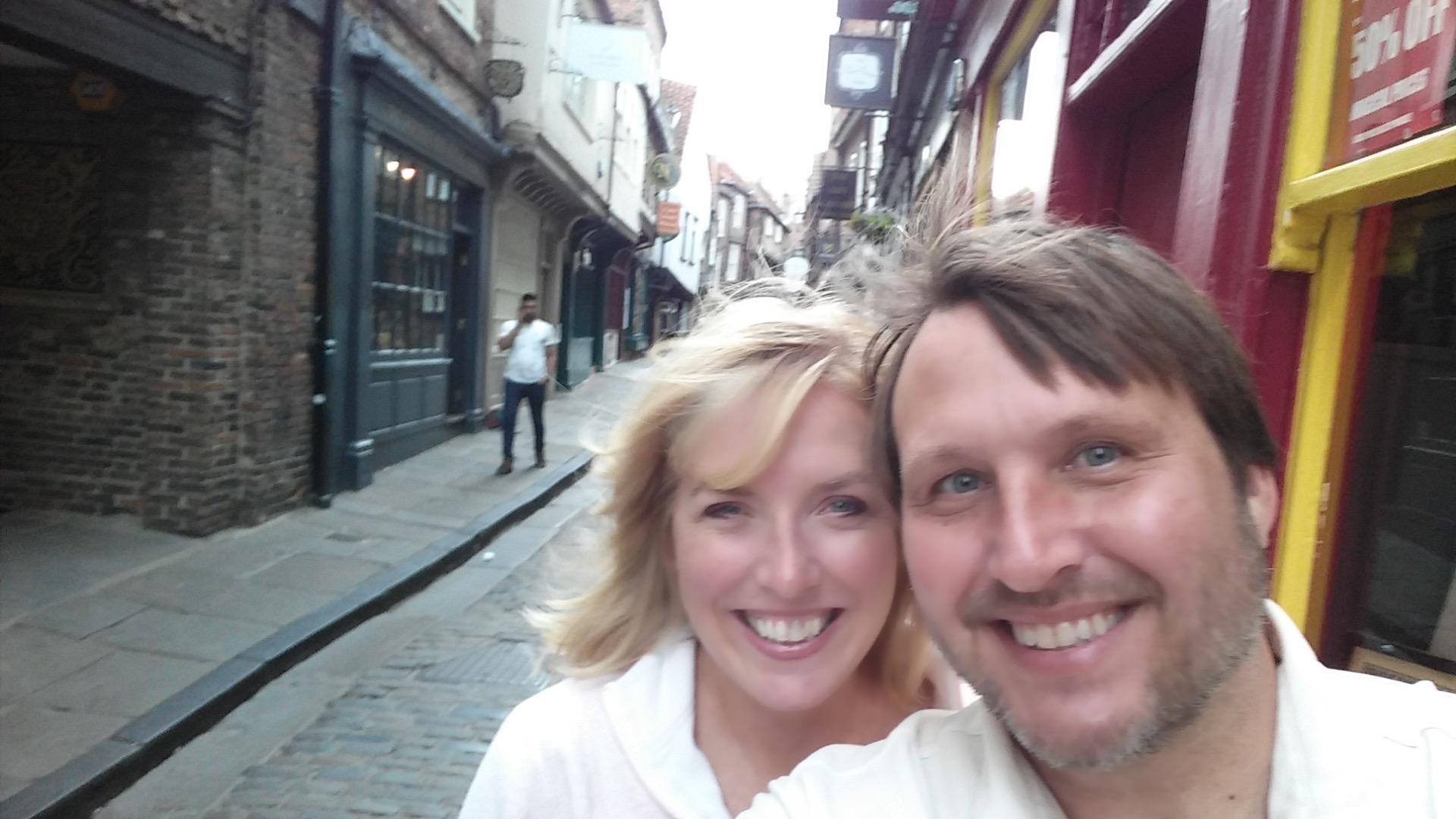 Lynda McNutt Foster Allen Foster York England, Cortex Leadership, Leadership Training