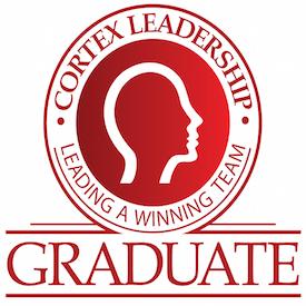 Cortex Leading a Winning Team Seal